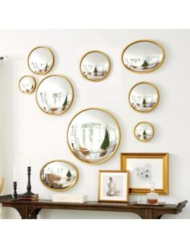 Ava Convex Mirror by Ballard Designs