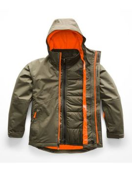 Boys' Boundary Triclimate® Jacket by The North Face