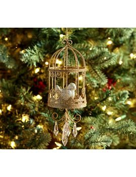Bird Cage Ornament by Pottery Barn