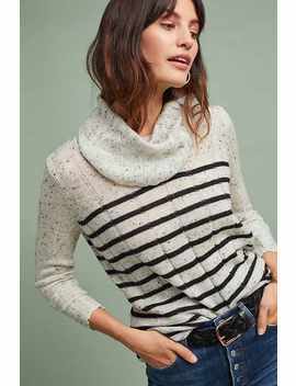 Donegal Striped Sweater by Moth