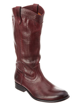 Frye Melissa Tall Leather Boot by Frye