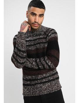 Onscallen Striped   Strickpullover by Only & Sons