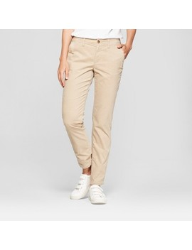 Women's Slim Corduroy Pants   A New Day™ by A New Day™