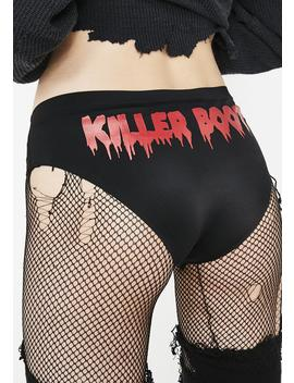 Killer Booty Panties by Cartel Ink