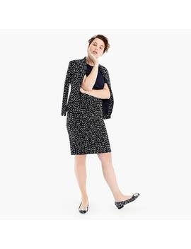 No. 2 Pencil Skirt In Tweed by J.Crew