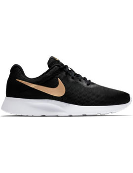 Nike Tanjun Mens Running Shoes Lace Up by Nike