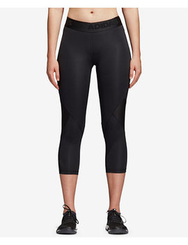 Alphaskin Clima Cool® Cropped Leggings by Adidas