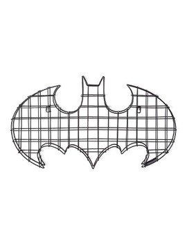"Batman® Logo Black Wire Wall Decor (24""X14"") by Dc Comics"