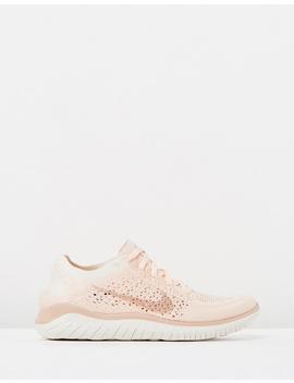 Free Run Flyknit 2018 Running Shoes   Women's by Nike