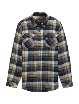Black Forest Flannel Shirt   Men's by Stoic