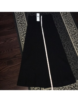 Ralph Lauren Black Maxi Skirt   Nwt by Lauren Ralph Lauren