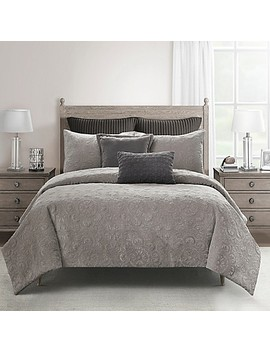 Bridge Street Reese Velvet Comforter Set by Bed Bath And Beyond
