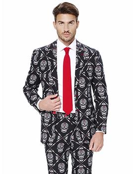 Opposuits Men's Haunting Hombre Party/Costume Suit by Amazon