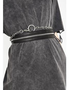 Zip Belt by Disturbia