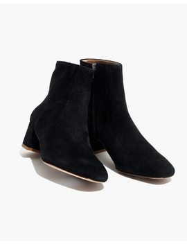 The Jada Boot In Suede by Madewell