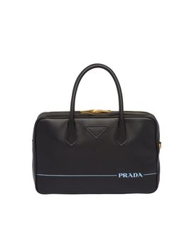 Prada Mirage Medium Leather Bag by Prada