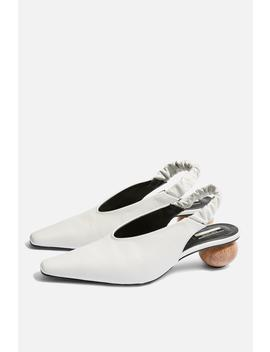 Jasper Slingback Shoes by Topshop