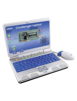 V Tech Challenger Laptop by Argos