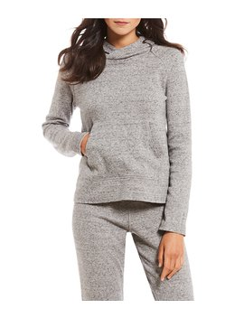 Speckled Knit Fleece Hoodie by Ugg