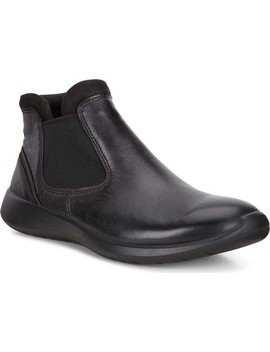 Soft 5 Low Chelsea Boot by Ecco