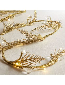 10' Tinsel Garland Glimmer Strings® by Pier1 Imports
