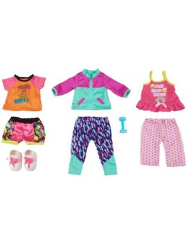 My Life As 8 Piece Sporty Doll Outfits Set, Designed For Ages 5 And Up by My Life As