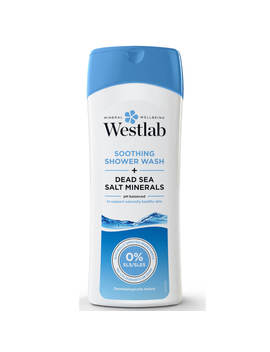 Westlab Soothing Shower Wash With Pure Dead Sea Salt Minerals 400ml by Westlab