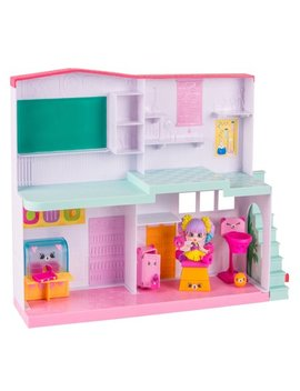 Shopkins Happy Places, Happyville High School Playset by Shopkins