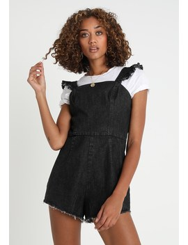 Ruffle Back Romper   Overall / Jumpsuit by Honey Punch