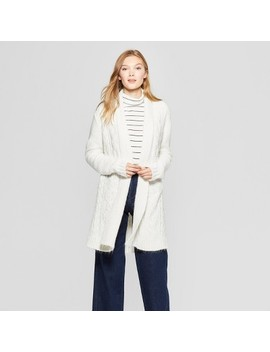 Women's Cable Open Cardigan   A New Day™ by A New Day™