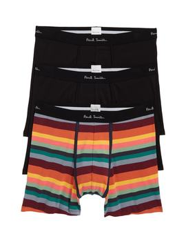 3 Pack Trunks by Paul Smith