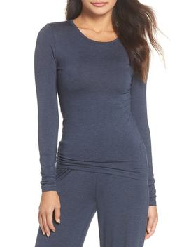 Long Sleeve Lounge Tee by Papinelle