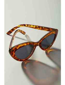 Raina Cat Eye Sunglasses by Anthropologie