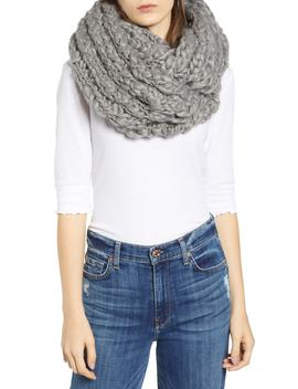 Dreamland Chunky Knit Infinity Scarf by Free People