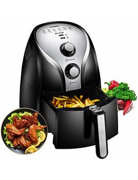Air Fryer, Comfee1500 W Electric Deep Fryer, French Fries Fryer, 2.6 Qt, Removable Dishwasher Safe Basket by Comfee'