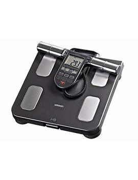 Omron Body Composition Monitor With Scale   7 Fitness Indicators & 90 Day Memory by Omron
