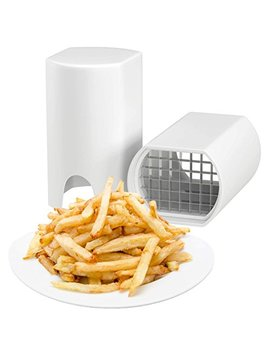 Bradex Potato Chipper Potato Veggie Chopper   Best For French Fries & Apple Slices   Potato Chips Waffle Maker by Bradex