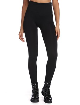 Fleece Shaper Leggings by Windsor