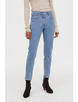 High Ankle Jeans by H&M