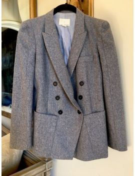 Boy By Band Of Outsiders Grey Wool Blazer!! Size 1. Great Blazer. Classic! by Band Of Outsiders