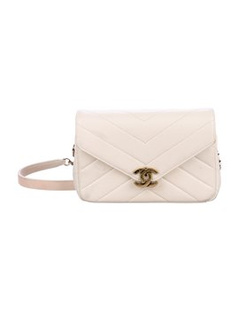 2016 Coco Envelope Flap Bag by Chanel