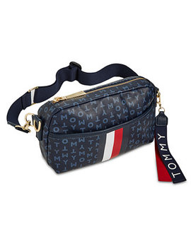 Roma Logo Convertible Belt Bag by Tommy Hilfiger