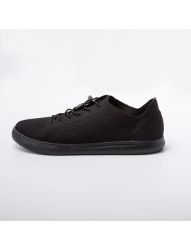 Men Knit Light Sneakers by Uniqlo
