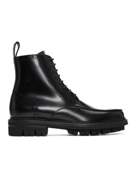 Black Rodeo Boots by Dsquared2