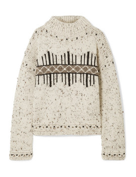 Elwyn Wool Blend Sweater by Isabel Marant