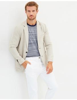 Linen Blazer by Academy Brand