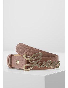 Brooklyn Adjustable Belt   Gürtel by Guess