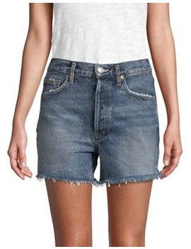 Dee Ultra High Rise Shorts by Agolde
