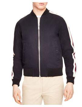 University Jacket by Sandro