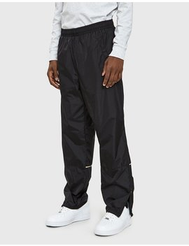Face Track Pant In Black by Acne Studios